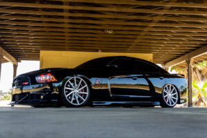Charger Hellcat Strada Sega