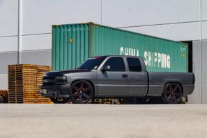 Chevy Silverado Strada Coda