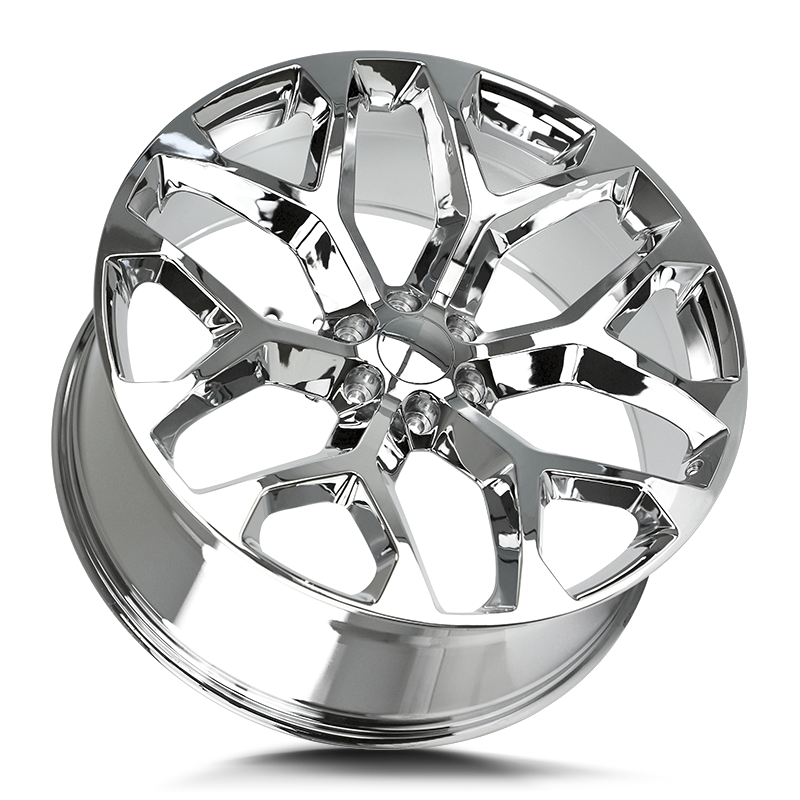 Strada OE Replica Snowflake Chrome