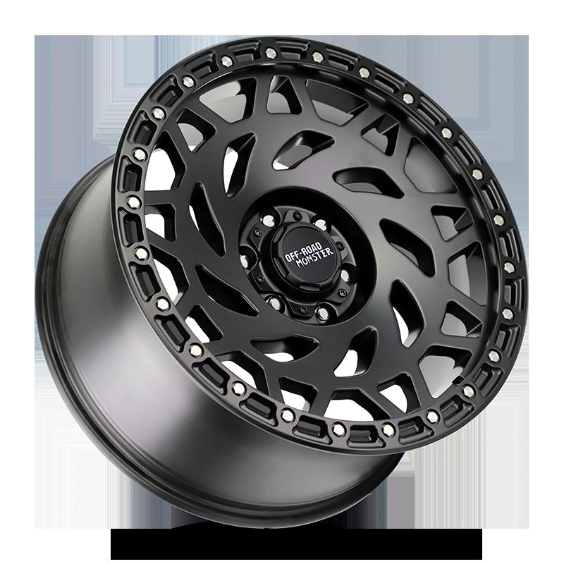 Off-Road Monster M50 Wheel - Gloss Black