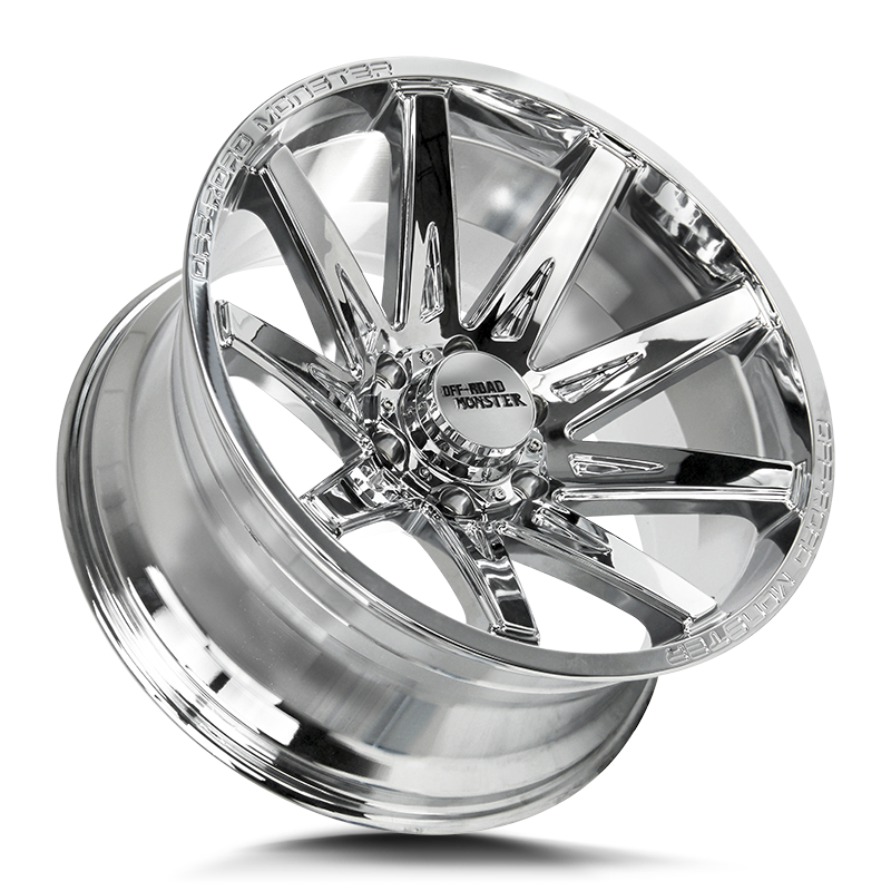 The M25 Wheel by Off Road Monster in Chrome