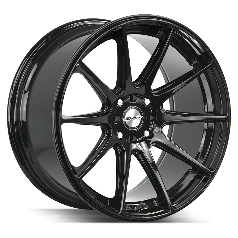 The Gear Wheel by Shift in All Gloss Black