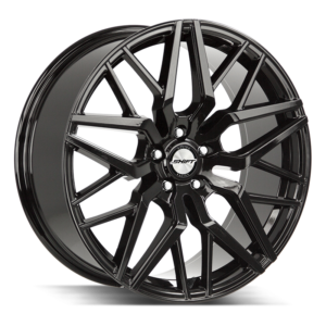 The Spring Wheel by Shift in All Gloss Black