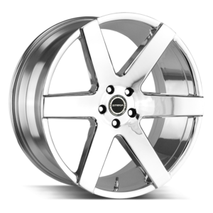 The Coda Wheel by Strada in Chrome