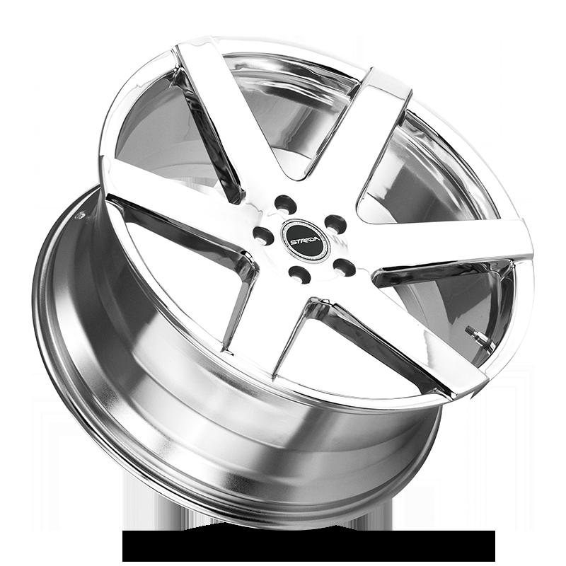 The Coda Wheel by Strada in Chrome