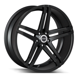 The Domani Wheel by Strada in All Gloss Black