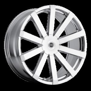 The Gabbia Wheel by Strada in Chrome