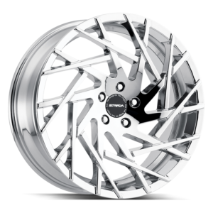 The Nido Wheel by Strada in Chrome