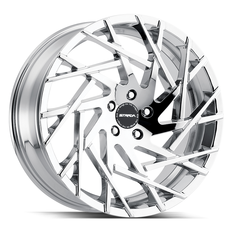The Nido Wheel by Strada in Chrome