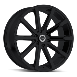 The Osso Wheel by Strada in All Gloss Black