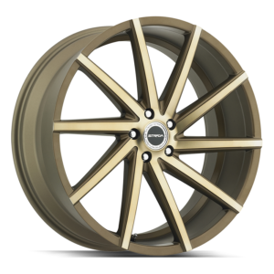 The Sega Wheel by Strada in Bronze