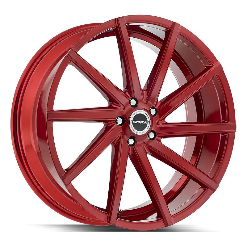 The Sega Wheel by Strada in Candy Red