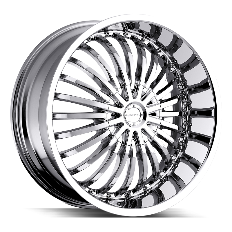 The Spina Wheel by Strada in Chrome