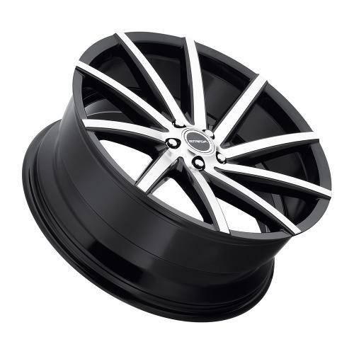 Strada Sega  Gloss Black Machined