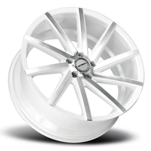 Strada Sega   white machined layy