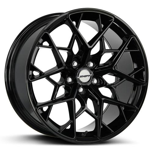 shift piston gloss black 18 inch