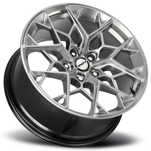 shift piston platinum silver 20 inch lay